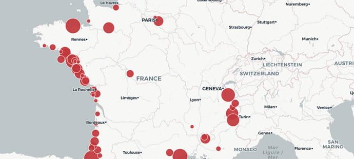 Balaruc, Sables-d'Olonne, Noirmoutier… Les nouvelles destinations stars d'Airbnb