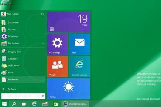 Windows 9 : une préversion à beta tester pas avant octobre