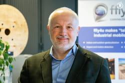 """Olivier Pagès (ffly4u) """"L'edge computing ne fait perdre que 8% d'autonomie au capteur IoT de ffly4u"""""""