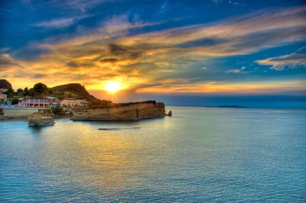8e : Corfou, Grèce, 78,45 £ (101,44 €)