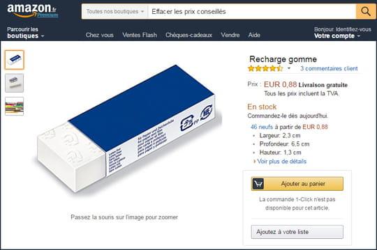 Pourquoi Amazon efface discrètement les réductions sur ses prix