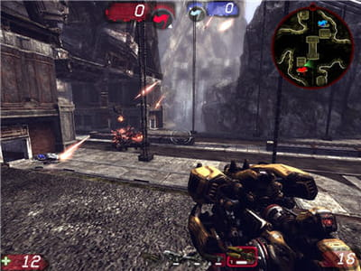 unreal tournament 3, au framerate plus stable sur seven