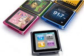 Nouveaux iPods : ça swingue chez Apple
