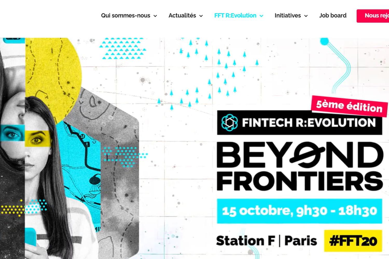 Fintech Revolution 2020fait le plein le 15octobre prochain à Station F