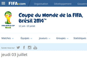 Le site de la Coupe du monde tiendra-t-il face à un trafic géant?