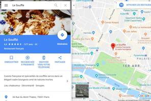 """Google Maps: les commerces ont désormais leurs """"followers"""""""
