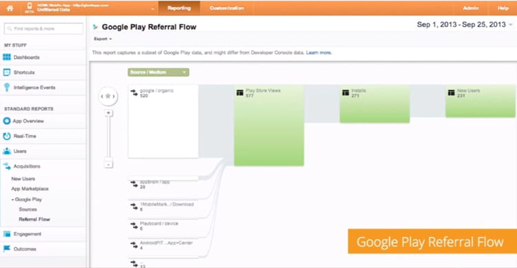 google play referral store