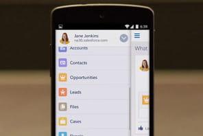 Android : Salesforce va limiter sonsupport à certains terminaux