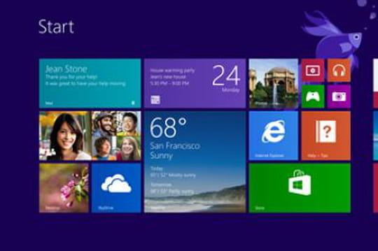 Windows 8/8.1 peine toujours à décoller face à Windows 7