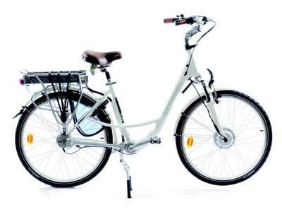 vélo électrique sans chaîne