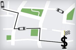 Pour devenir rentable, Uber se recroqueville