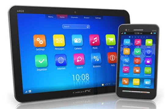 13 millions de tablettes achetées par les entreprises en 2012