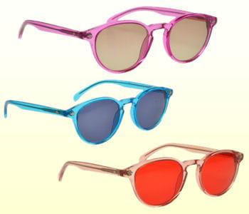 lunettes acuitis collection cristal, à partir de 80euros.