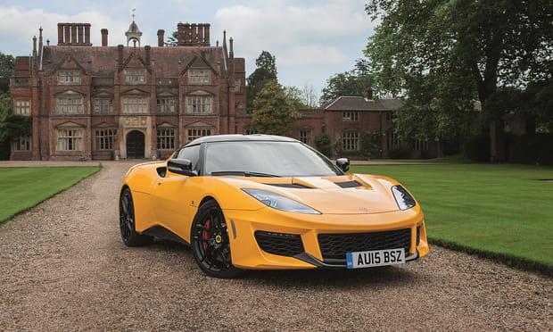 La Lotus Evora 400 édition 2016, à partir de 90 000 euros d'occasion