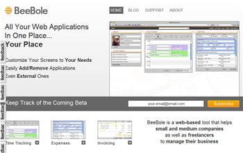 site web de beebole