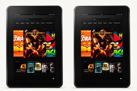 Le Kindle Fire HD d'Amazon arrive en France le 25 octobre