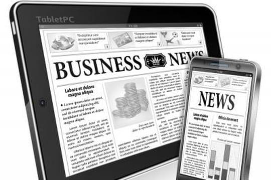 Un utilisateur de tablette sur deux a remplacé la lecture papier par la lecture mobile de la presse
