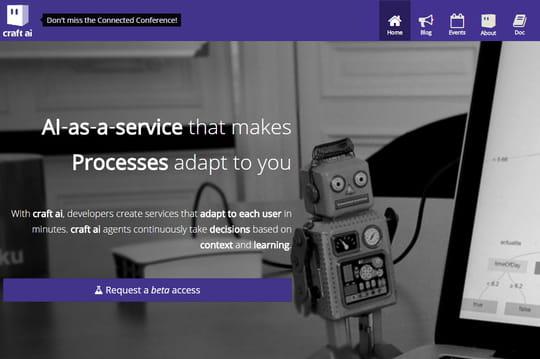 Avec l'IA, groupes et start-up rendent les objets connectés intelligents
