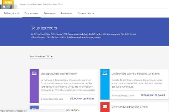 Avec Digital Active, Google veut éduquer les Français au digital