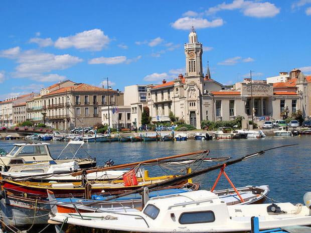 12e : Sète (Hérault), 2 663 euros le mètre carré