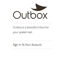 envoyer vos lettres par e-mails, c'était possible.