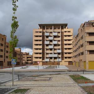 le développement immobilier devaldeluz a été stoppé en 2008.