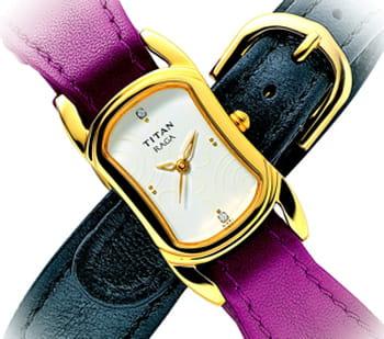 les montres titan.