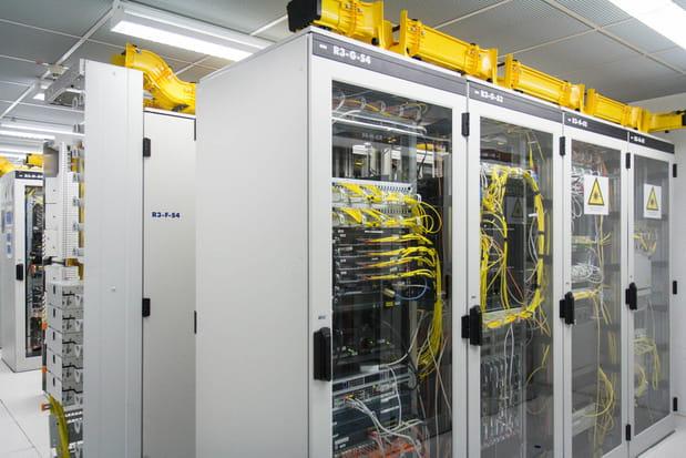 La salle réseau: le cœur du datacenter