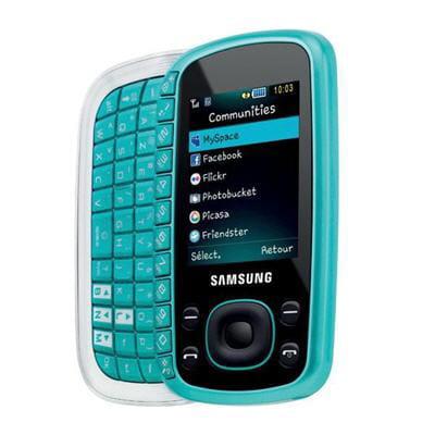 mobile dédié aux fans de sms