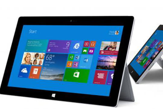 Microsoft lance sa tablette Surface 4G-LTE