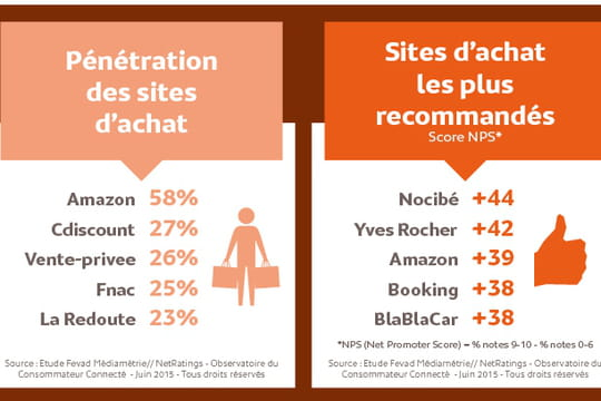 Infographie : les pratiques des consommateurs connectés en 2015
