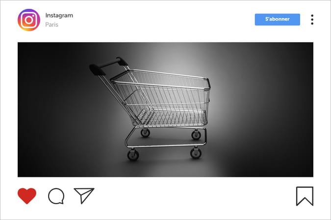 Instagram, futur géant de l'e-commerce?