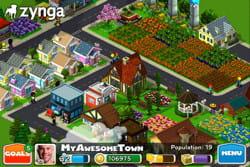 cityville, l'un des jeux phares de zynga