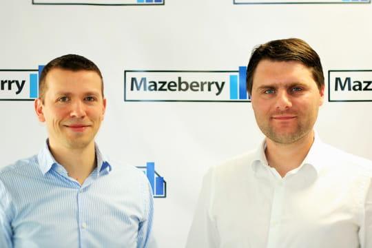 Info JDN : Mazeberry lève 650 000 euros pour accélérer à l'international
