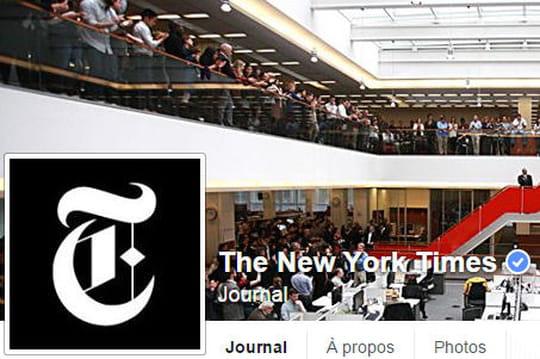 Le New-York Times compte bien trouver ses nouveaux abonnés au sein de Facebook