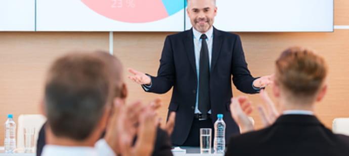 Comment impressionner pendant ses présentations