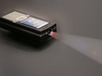 le pico-projecteur dlp