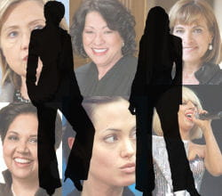 les 30 femmes les plus puissantes du monde en 2010.