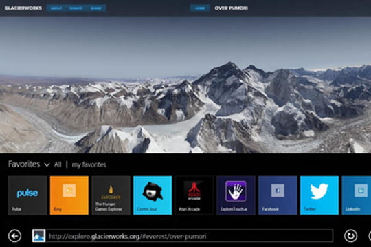 Internet Explorer11 sera décliné pour Windows7