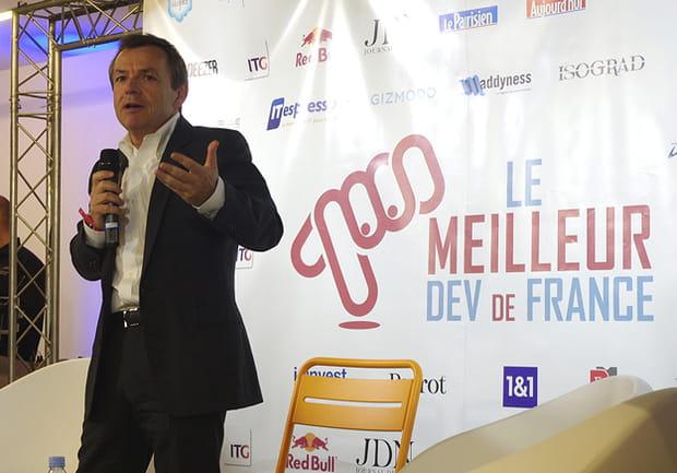 Alain Weill (NextRadioTV)