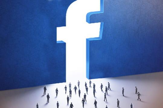 Facebook étude économie Deloitte