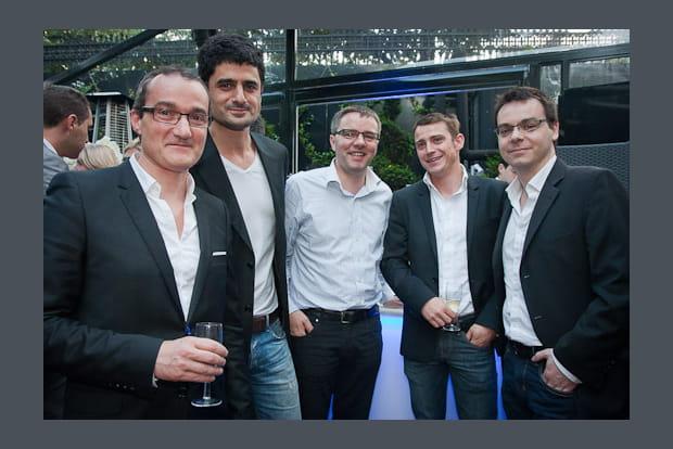 Zayan, Lévy, Tocci, Margain, Gaillat