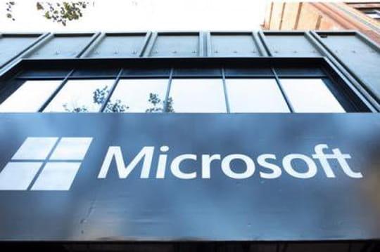 Microsoft voit son bénéfice chuter de12%