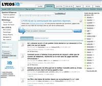 iq, le service de questions / réponses lancé en 2006