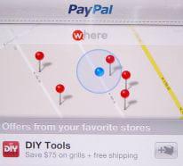 la boutique diy repère l'utilisateur avec where