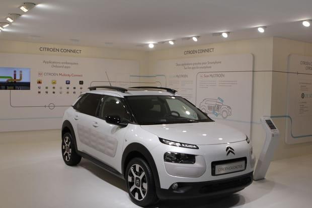 Scan My Citroën: L'application qui remplace le manuel de bord