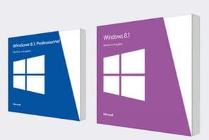 Windows 8.1, Windows 8.1 Pro... : les licences et leurs différences