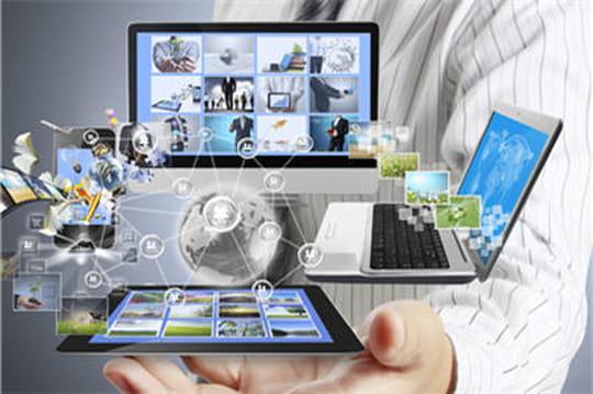 Secteur logiciel en France : 7,4 milliards d'euros de chiffre d'affaires