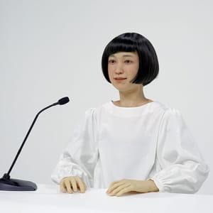 kodomoroid, la présentatrice télé qui présente le journal télévisé dans toutes