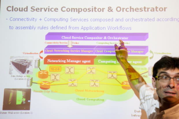Alcatel-Lucent Bell Labs Open Days : Cloud Computing